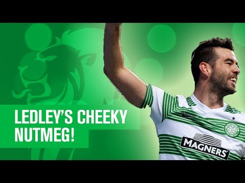 Top showboating! Ledley 'megs Killie star with backheel!