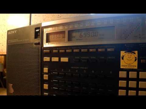 26 10 2015 Local Radio Voronezh in Russian to Russia via Comintern Radio 1350 on 6990 Voronezh