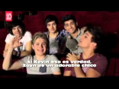One Direction Momentos Divertidos Sub. Español (Parte 4)