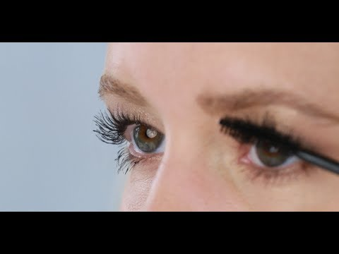 The Correct Way to Apply Mascara   Makeup Tips   Beauty How To