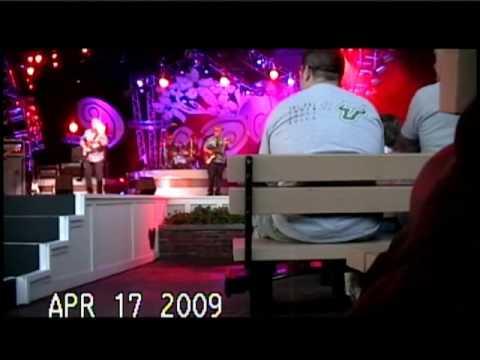 The Ventures EPCOT Concert Part 1