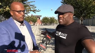 Bobby Lashley Mini Shoot Interview!