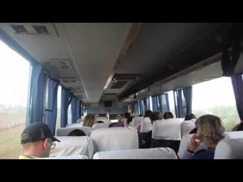 One last breakdown on the bus to Sancti Spiritus, Cuba.  Day 11.