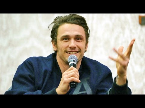 JAMES FRANCO INTERVIEW: GENERAL HOSPITAL, VIRTUAL REALITY, FAMILY LIFE