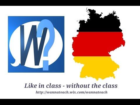 Radio, Fernsehen, Zeitung - lerne Deutsch - WANNATEACH?