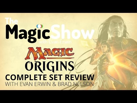 Magic Origins Complete Set Review - White! [Magic the Gathering]