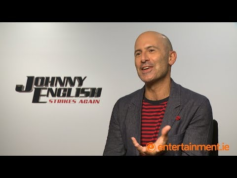 Director David Kerr On Moving From Television To Film For Johnny English Strikes Again