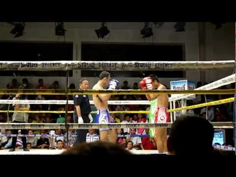 Channel 7 Stadium Muay Thai Boxing Bangkok