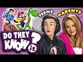 Do Teens Know Their Parent's Favorite Video Game? | React: Do...