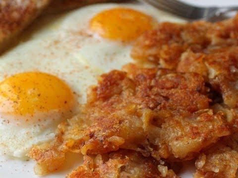breakfast hashbrown recipes