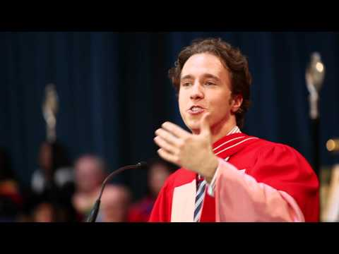 University of Toronto: Marc & Craig Kielburger, Convocation 2011 Honorary Degree recipients