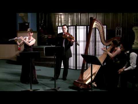 Dolce Suono Ensemble performs Ravel's Sonatine