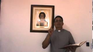 Evangelio 28 de abril de 2015 Parroquia Espíritu Santo