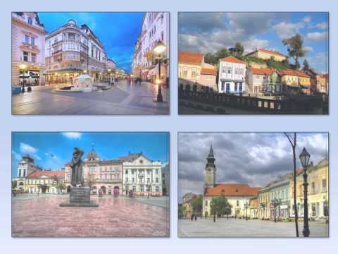 Charms of Serbia