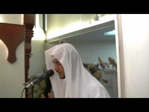 Muhammad Taha Al - Junaid - Witr Prayer - Green Lane Masjid video