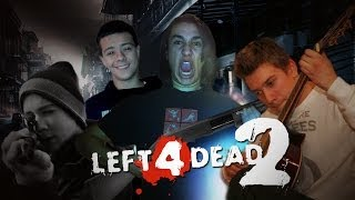 HORDAAA ! Left 4 Dead 2 - Dark Carnival - Survival #2