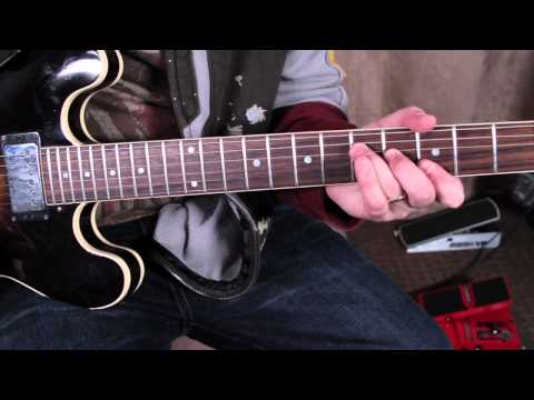 Robben Ford Inspired Rhythm Lesson - part 1 Blues Rock Jazz Guitar Lessons - Intermediate advanced