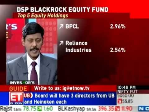 DSP BlackRock Equity Fund, is an open-ended growth scheme.