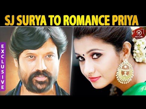 SJ Surya To Romance Priya Bhavani Shankar | Monster