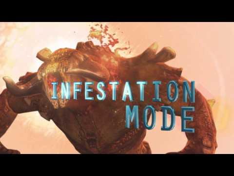 Red faction armageddon infestation trailer gamezilla pl