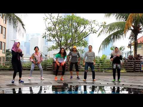 download lagu Zumba  Naughty Girl By Beyonce Salsa Remix Choreo gratis