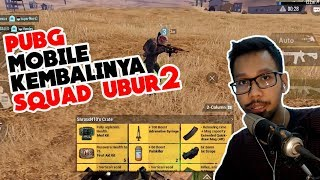 TRIO UBUR UBUR BANG ALEX, BENNYMOZA, STOZIE VS CHEAT - PUBG MOBILE INDONESIA
