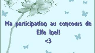 Ma participation au concours de Elfe ine et Fimo 'tion!! ♥