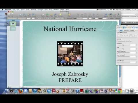 National Hurricane - National Hurricane Broadcast