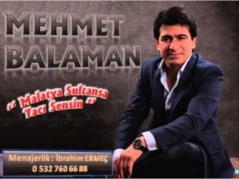 Mehmet BALAMAN - Malatya Sultansa Tacı Sensin