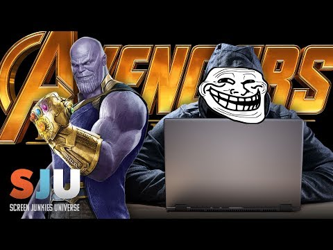 Avengers infinity War: Is Disney Baiting Spoiler Trolls? - SJU