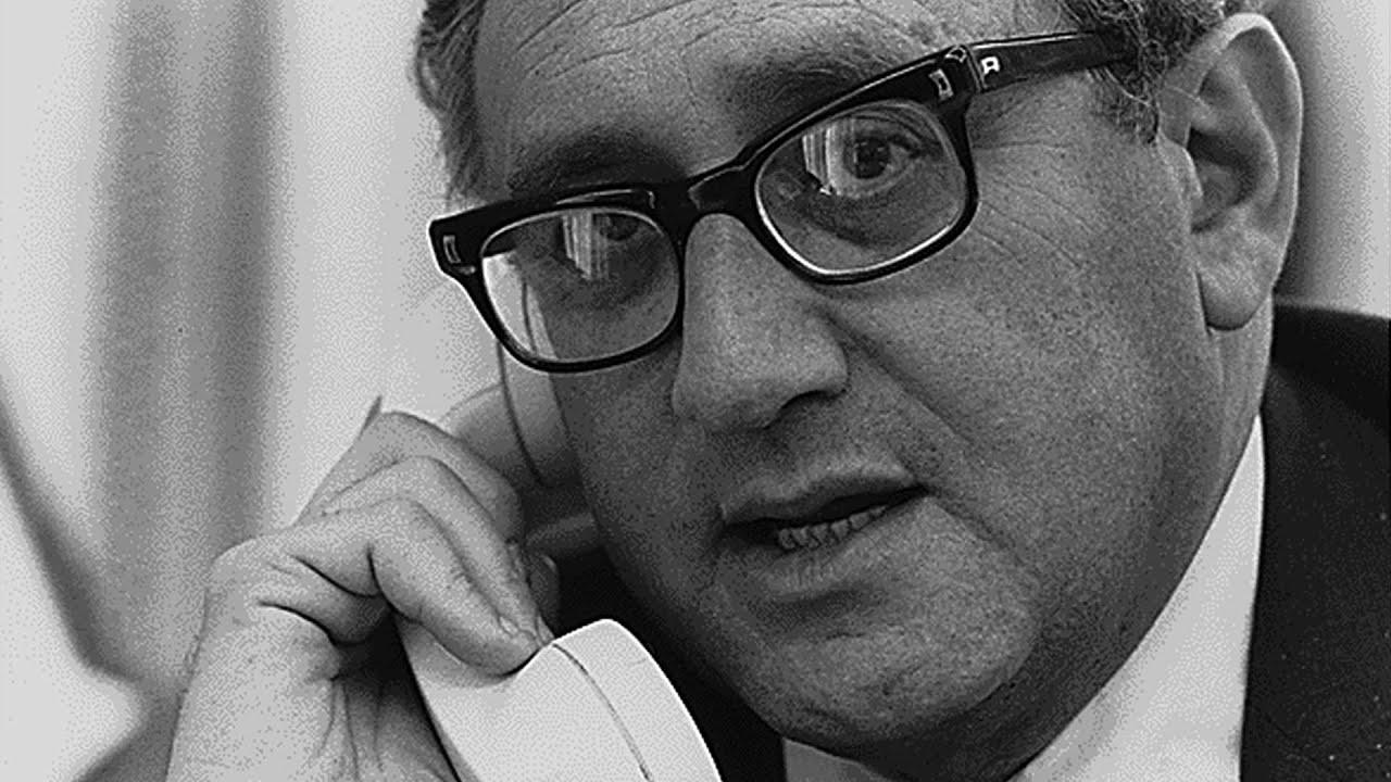 """Greg Grandin on """"Kissinger's Shadow"""""""