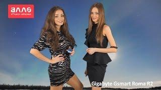 Видео-обзор смартфона GigaByte Roma R2