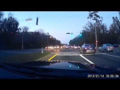 G1W Car DVR - Sample Videos (1080p)