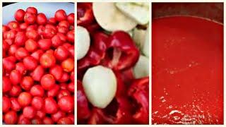 Домашній кетчуп на зиму