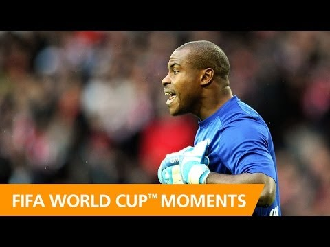 World Cup Moments: Vincent Enyeama