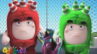 Oddbods Full Episode - Oddbods Full Movie | Racer | Funny Cartoons For Kids