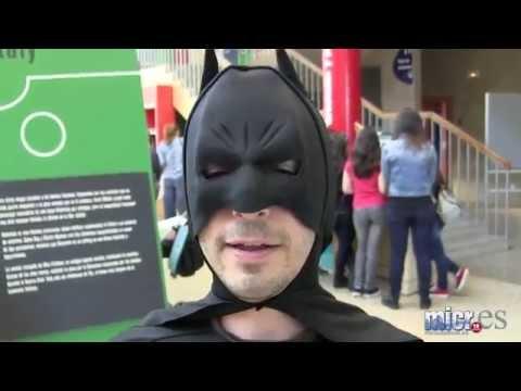 Batman en Ciudad Real por su 75 aniversario