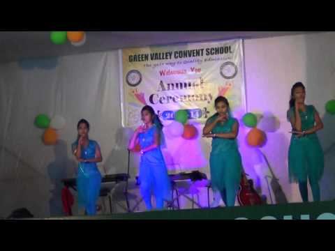 Dance On Song O Re Chiraiya By GVC School Pendra Road
