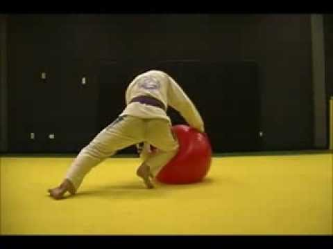 BJJ Solo Drills and Workouts- Jim Barrett Image 1