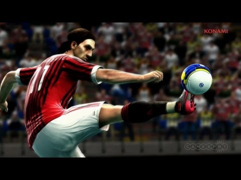 GameSpot Reviews - Pro Evolution Soccer 2013