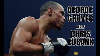 GEORGE GROVES BEATS CHRIS EUBANK JNR: POST FIGHT REACTION
