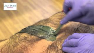Jack Dunn Male Waxing : Cirepil Homme non-strip wax by Perron Rigot