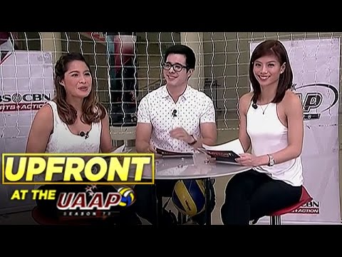 UAAP UPFRONT: UAAP 78 Women's Volleyball Finals