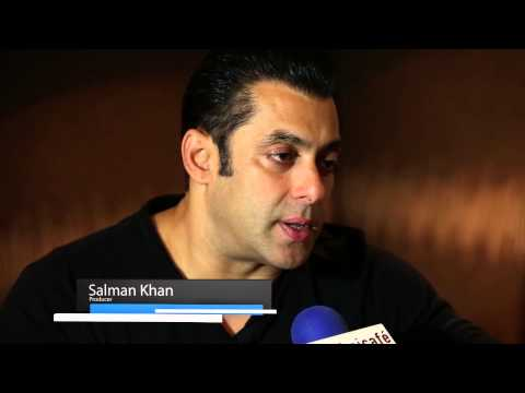 Salman Khan Toronto Interview
