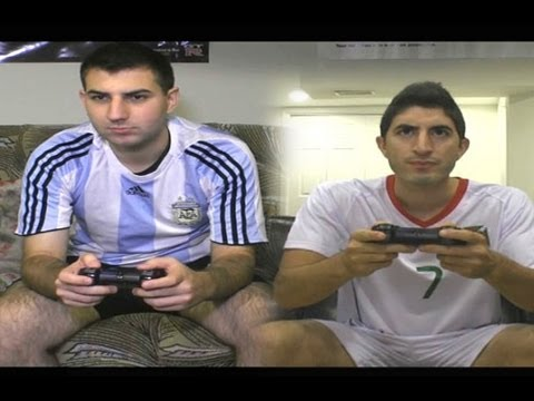 Cristiano Ronaldo Vs. Messi - Play Fifa | Who Will Win? video