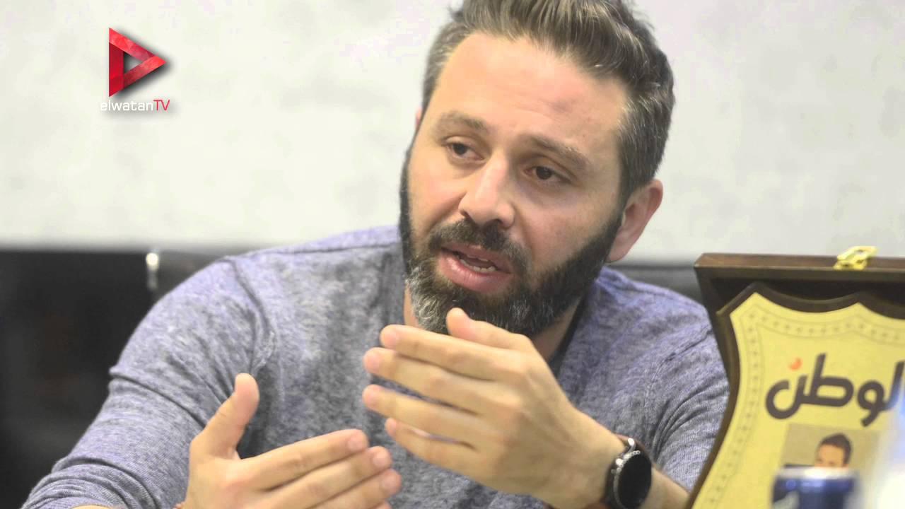 """ردا على هجومه على """"الوطن""""..   ننشر تسجيلا صوتيا لحازم إمام يكذب خالد الغندور"""