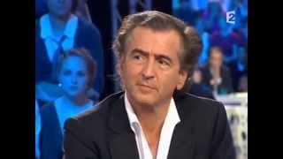 Bernard-Henri Lévy - On n'est pas couché 3 novembre 2007 #ONPC