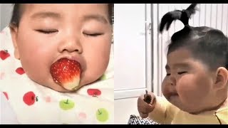 Cute funny baby videos - Cutet baby moments- Sweet babeis funny video