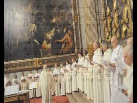 Gregorian Chant - Parce Domine