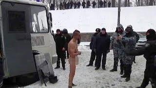 Polizeigewalt in der Ukraine: Behörden gestehen Misshandlungen ein
